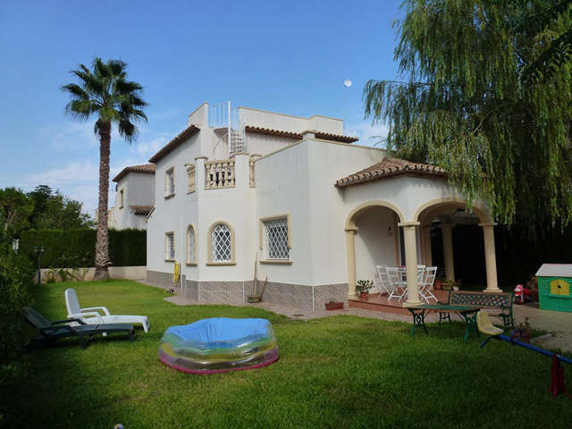 Villa in Las Marinas Denia