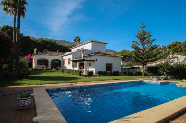 Villa in Las Rotas Denia