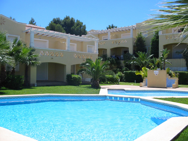 Golf Apartment in La Sella, Denia