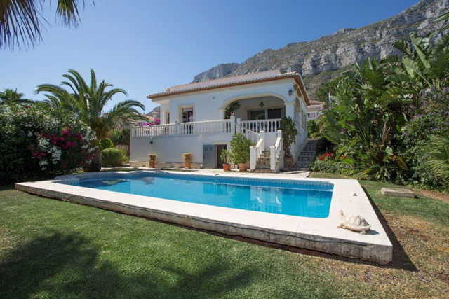 Villa in Montgo Denia