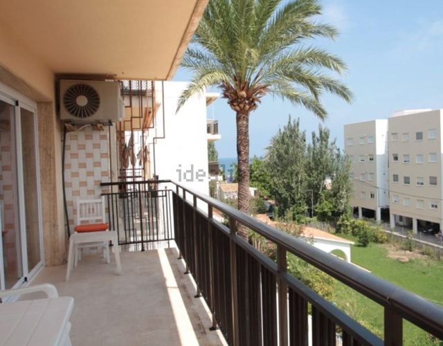 Frontline Apartment in Las Marinas Denia
