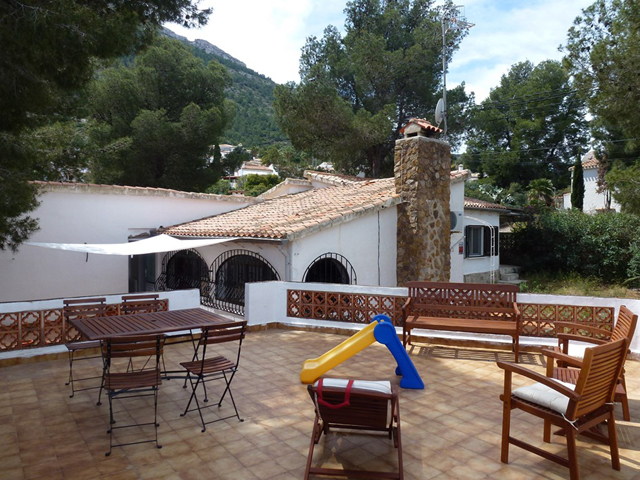Bargain Villa in Denia
