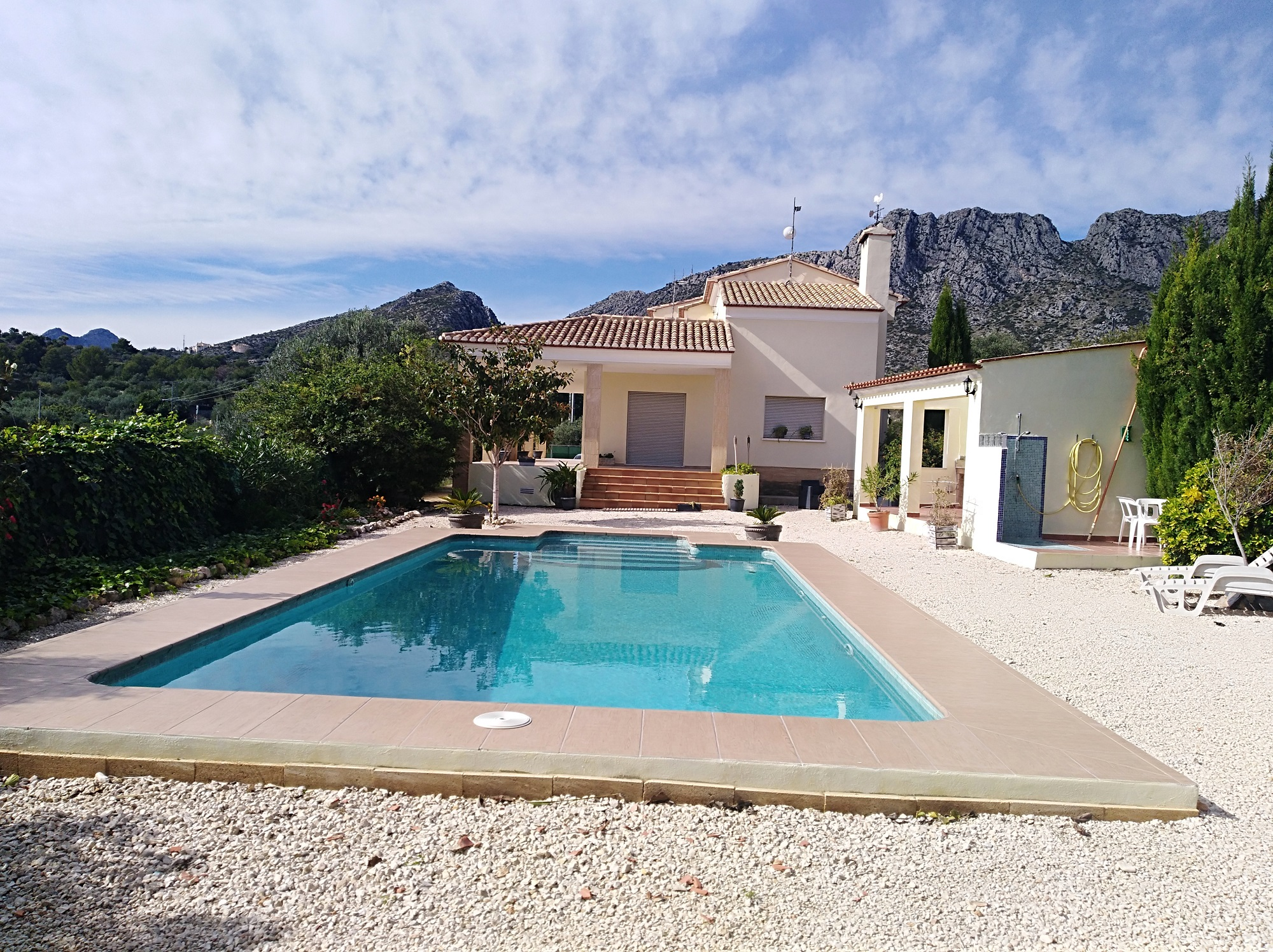 Villa in Beniarbeig Costa Blanca North