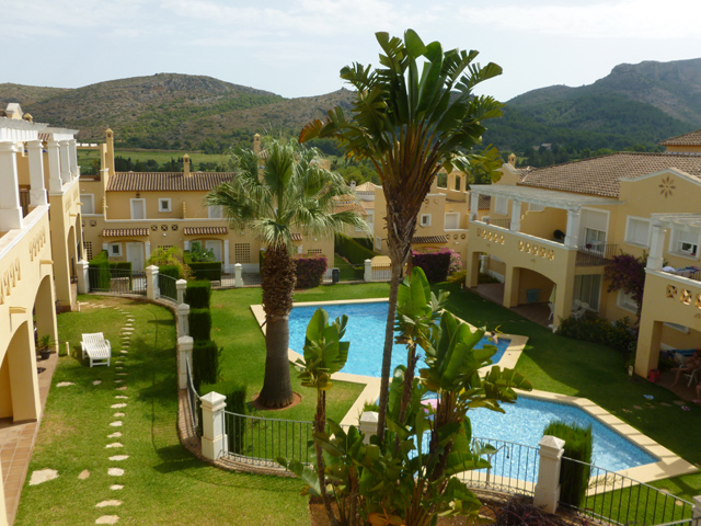Golf Apartment in Denia