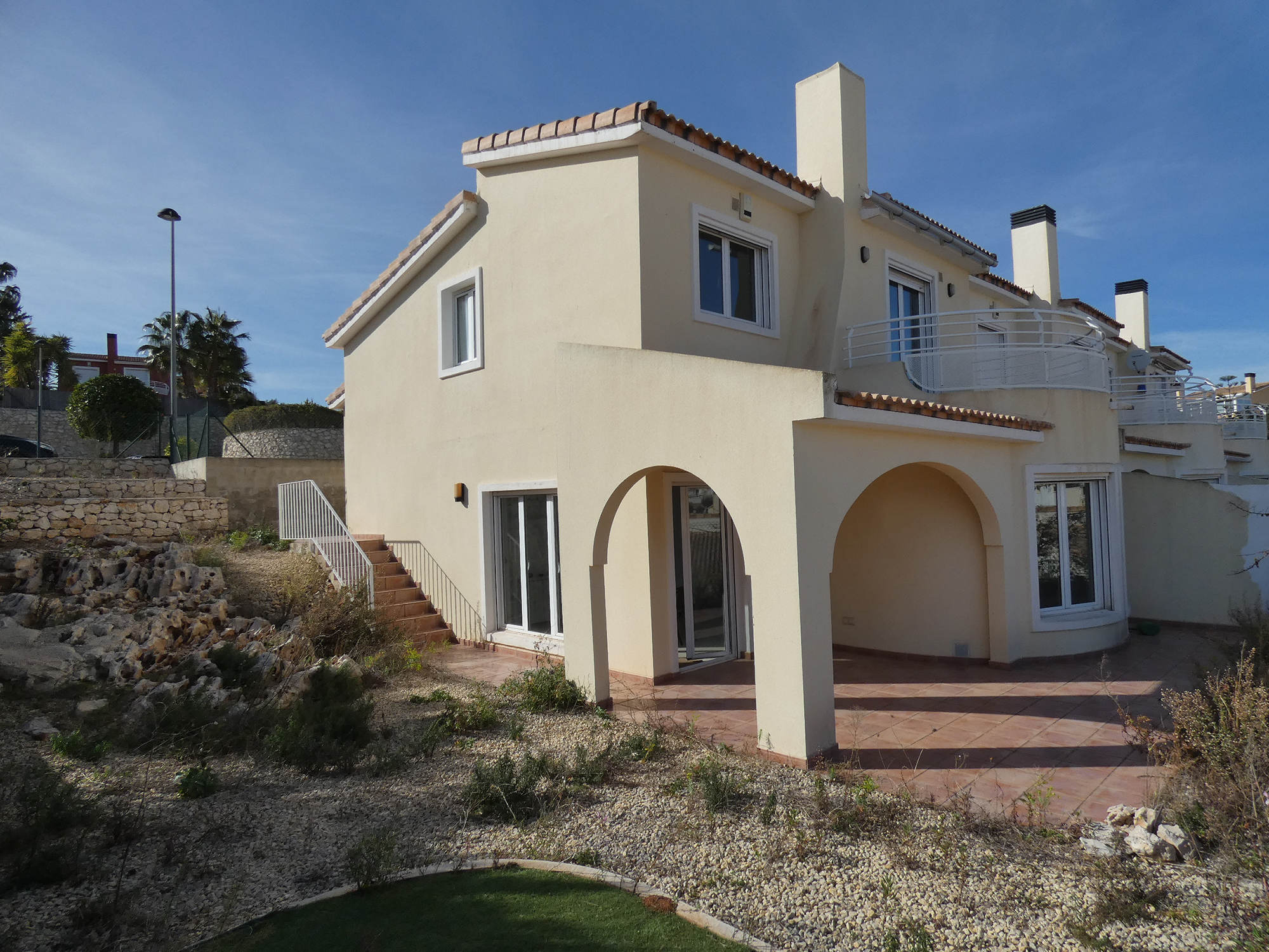 Villa with Sea Views in Gata Residential