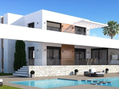 New Build Villa in Denia