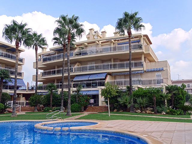 For Sale Beach Penthouse in Denia