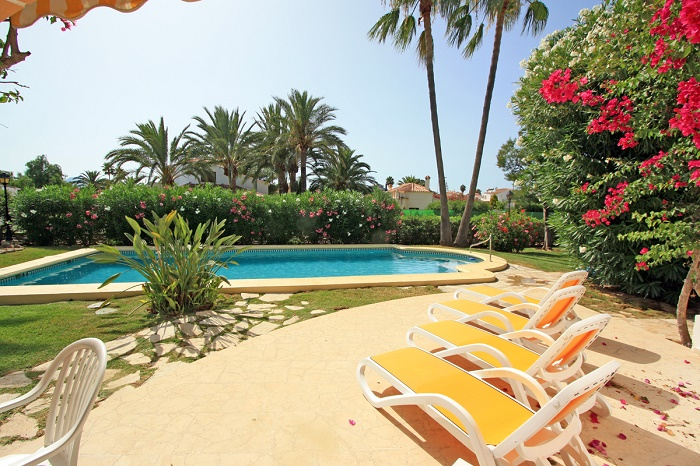 Beach Villa in Denia