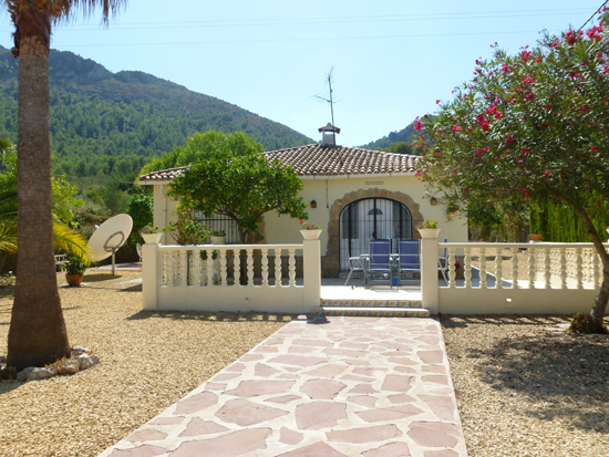 Villa in Orba Costa Blanca North