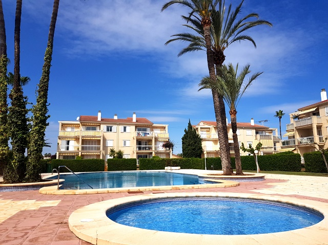 Apartment in Las Marinas, Denia