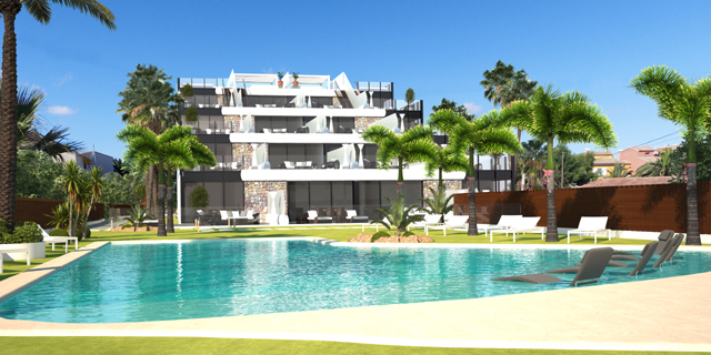 Sea View Apartments in Denia