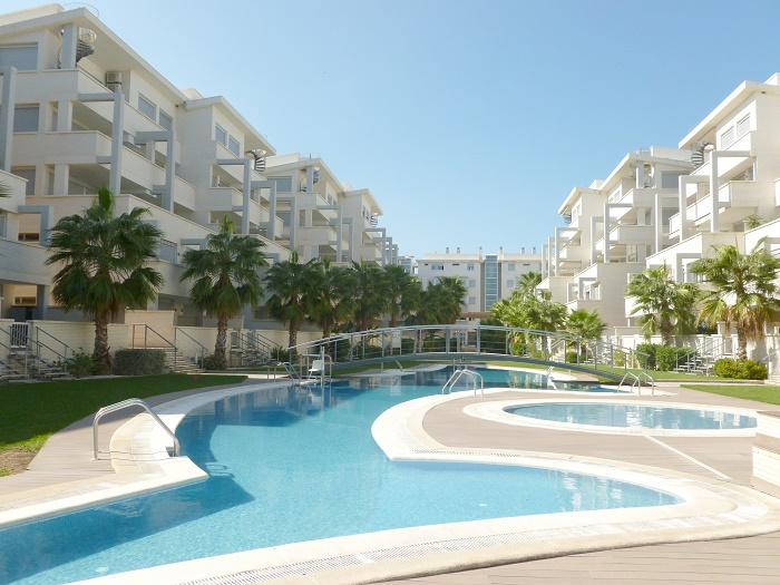 Beach Apartment for sale in Denia