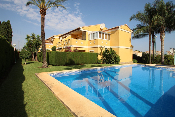 Apartment in Montgo, Denia