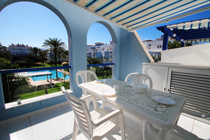 Studio Apartment in Las Marinas, Denia