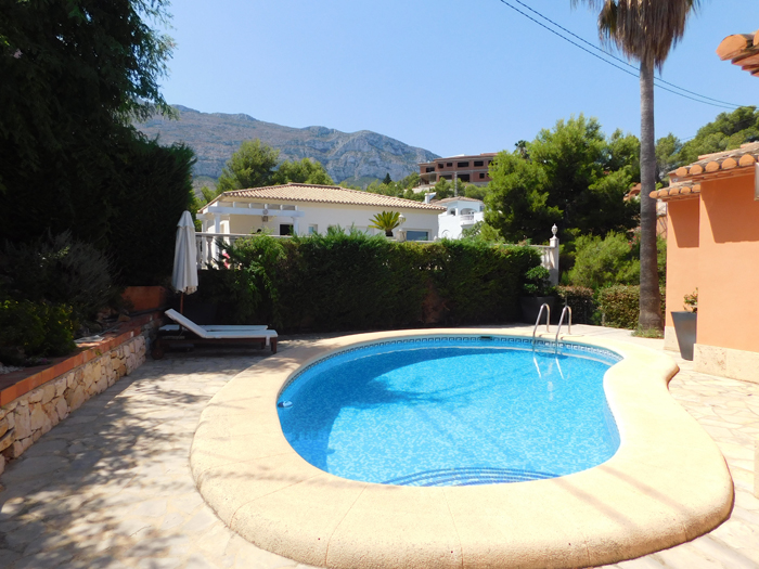 Sea View Villa For Sale In Denia